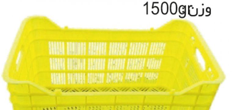 پخش وساخت سبد وجعبه های کشاورزی کد k32