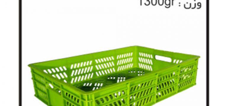 تولید انواع سبد و جعبه های دام و طیور و آبزیان کد M1