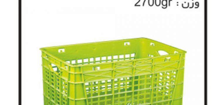 پخش وتولید سبد و جعبه های دام و طیور آبزیان M10