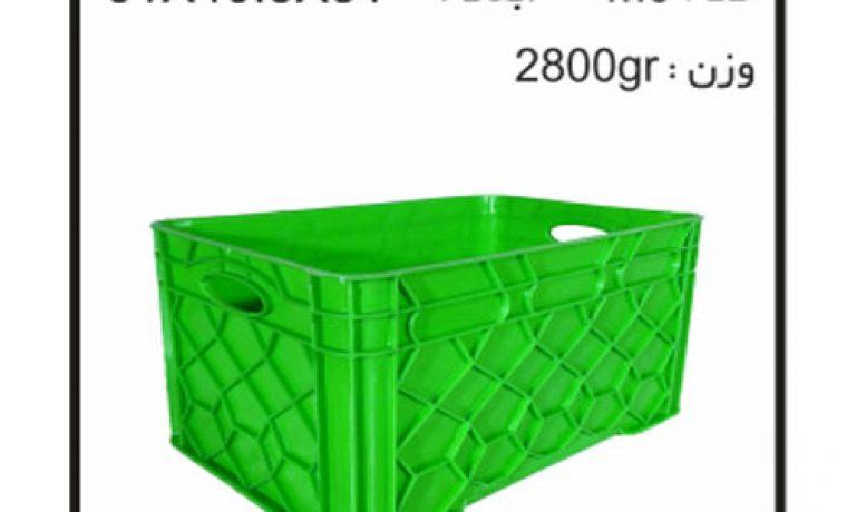 تولید انواع سبد و جعبه های دام و طیور و آبزیان کدM9