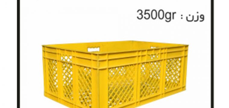 کارگاه تولید جعبه ها و سبد های صنعتی کد S12