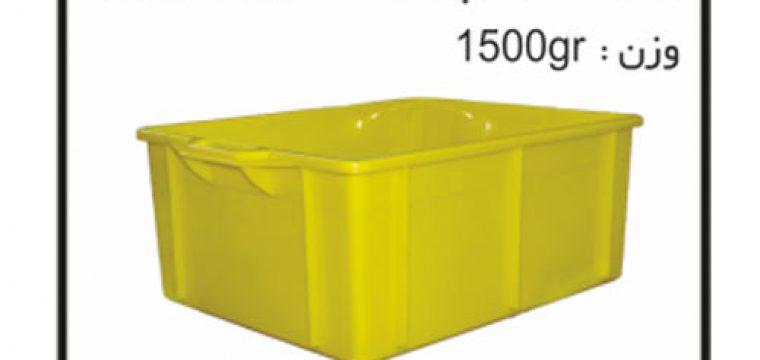 تولید وپخش انواع جعبه ها و سبد های صنعتی کد S15