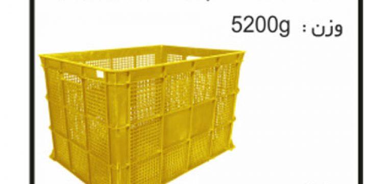 تولید وپخش جعبه ها و سبد های صنعتی کد S2