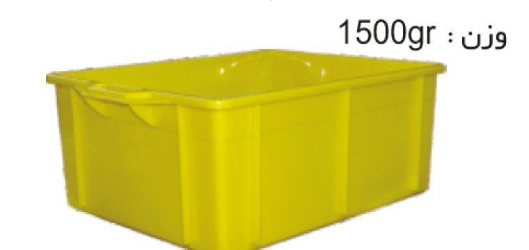 تولیدوساخت جعبه ها و سبد های صنعتی کد S28