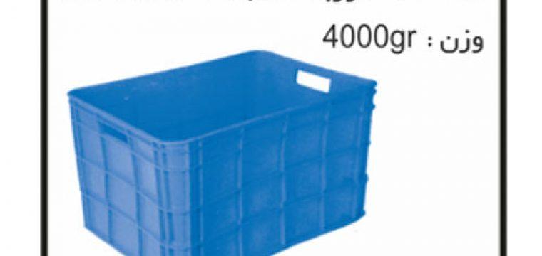 پخش انواع جعبه ها و سبد های صنعتی کد S9