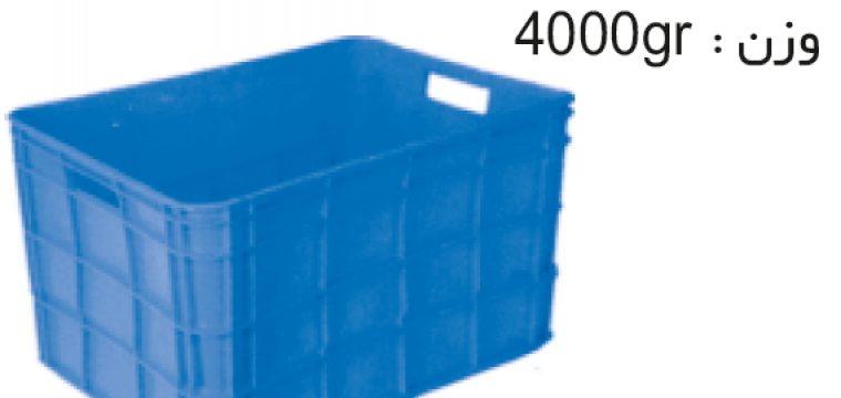 تولیدوپخش انواع  جعبه ها و سبد های صنعتی کد S9B