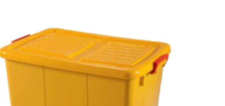 تولید انواع صندوق های چرخدار کد sc5